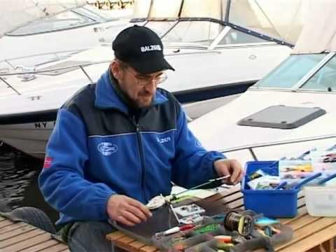 склад рыболовных снастей