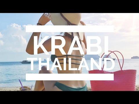 [TRAVEL VLOG] Krabi, Thailand | zoeypky