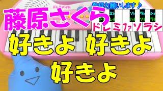 『ラヴソング』挿入歌、藤原さくらさんの【好きよ 好きよ 好きよ】が簡...