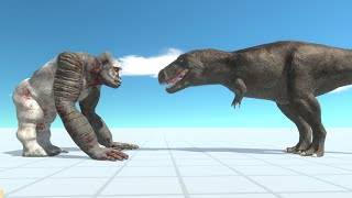 GORO THE GIANT vs EVERY UNIT - Animal Revolt Battle Simulator