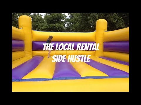 How To Make Money Renting Out Bounce Houses