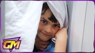 Hide and Seek! Dad Vs Kids - Best Hiding Spot?