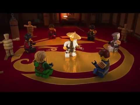 LEGO® Ninjago™- Entraîne-toi avec ton équipe