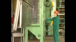 Изготовление металлических дверей Крепкий Орешек от Oldor.ru(Видео с завода