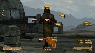Awesome Crippling Effects - New Vegas Mod