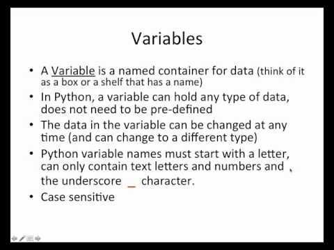 IBB 2: Python 1