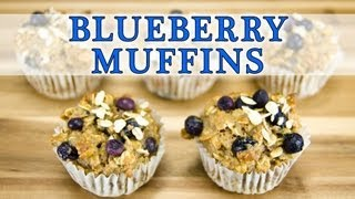 Blueberry Bran Muffin Recipe (healthy & Tasty): Cookies Cupcakes And Cardio