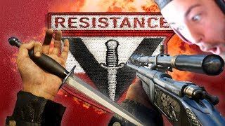 NEW RESISTANCE DIVISION SNIPING