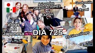 Me ROMPIERON el CORAZON + Graduación de RYUSEI/JAPON - Ruthi San ♡ 15-03-19 Video