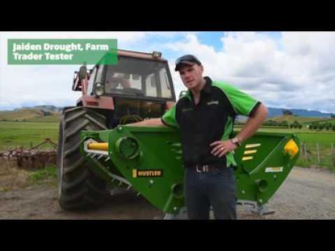 Jaiden Drought, Farm Trader tester, SL360X