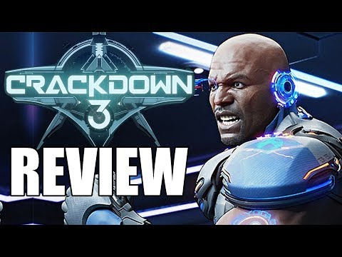 В сети появились рецензии и оценки игры Crackdown 3