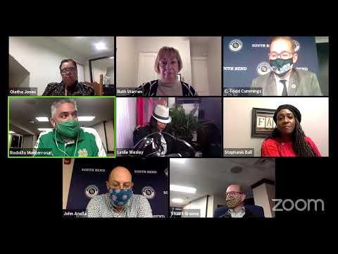 Virtual: Regular Board Meeting, 5:30 p.m.