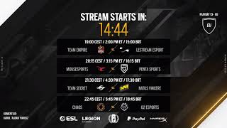 [PL] Team Empire vs LSE – Rainbow Six Pro League – Sezon IX – EU – Dzień #13