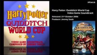 "12. ""International Match"" - Harry Potter: Quidditch World Cup Video Game Soundtrack"