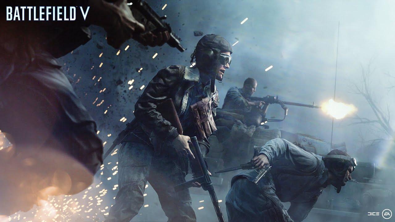 Battlefield 5 Official Gamescom Trailer Teaser - Battlefield 5 Official Gamescom Trailer Teaser