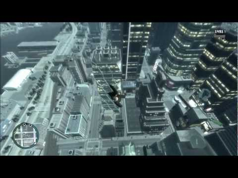 GTA: IV | Deaths, Fails, Bailouts & Crashes Gameplay [Xbox 360 | PS3 | PC] [HD]