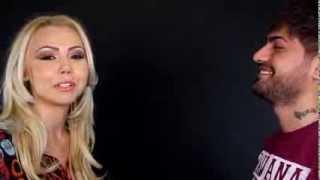 DENISA si TICY - ZIARELE (MAKING OF) manele februarie 2014