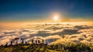 阿里山隙頂夕陽雲海 1051208 縮時攝影 拍攝: 悟空大師(莊家和)