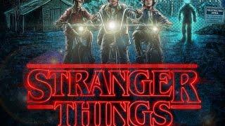 """""""Очень странные дела"""" лучший сериал или кто выпустил это на экран?"""