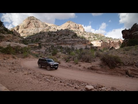 Colorado Plateau 2016 (Day 2): A New Location for me Capitol Reef National Park