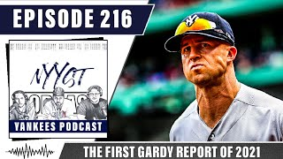 Ep. 216 | The First Gardy Report of 2021