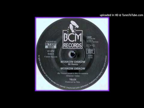 TELEXMoskow Diskow 88 Remix