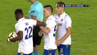 HNTV sažetak: HNK HAJDUK vs FC EVERTON 1:1 (uzvratna utakmica četvrtog pretkola Europske lige)