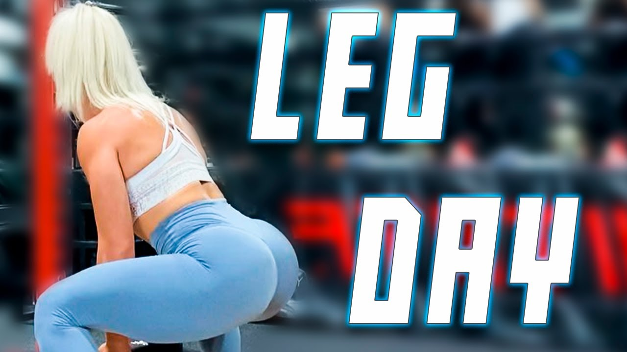Leg Workout to Build Muscle ( Best exercises )