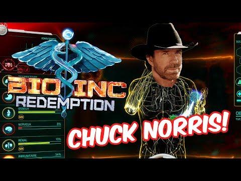 BIO INC. REDEMPTION Tuer Chuck Norris? C'est possible! FR