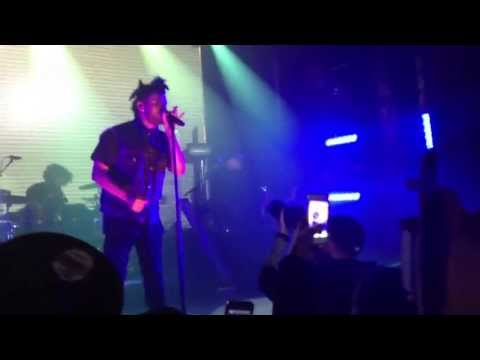The Weeknd - House of Balloons / Glass Table Girls Live at ModClub June 13 2013