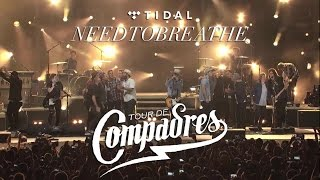 NEEDTOBREATHE - Tour de Compadres [Nashville TN 08-14-2015]