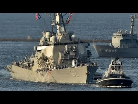 My Thoughts on the USS Fitzgerald Collision