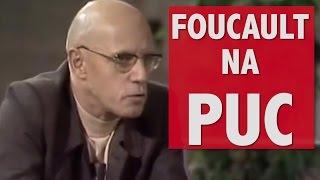 PUC: bispos rejeitam Michel Foucault