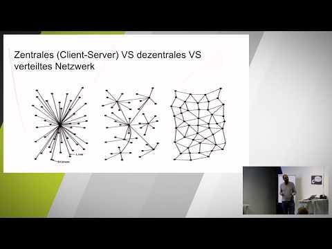 """Blockchain: Web 3.0 oder das """"Internet der Werte""""  - TechTalk"""