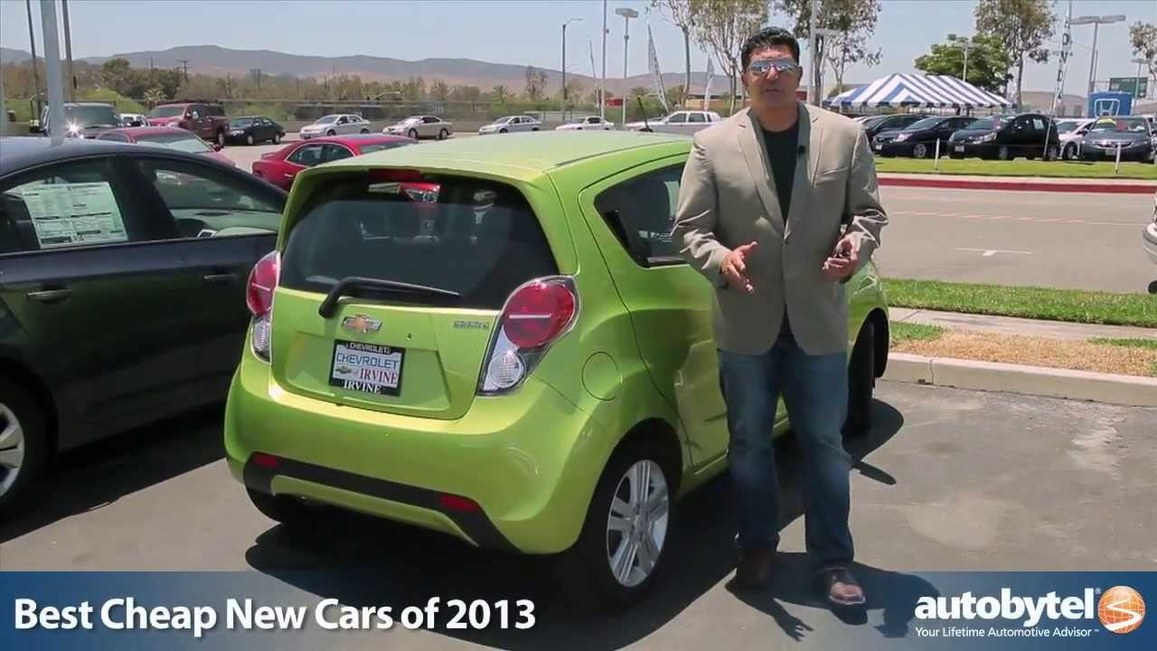 Best Cheap New Cars Of 2013 Autobytel S Top 10 Affordable Cars