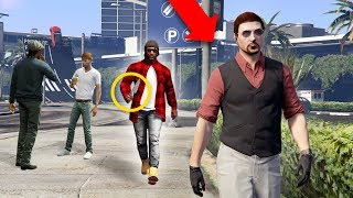 SNEAKING UP ON PEOPLE AS A PEDESTRIAN! (NPC) | GTA 5 THUG LIFE #219