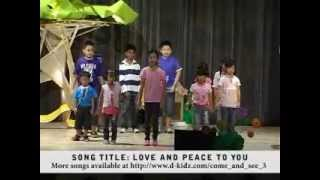 Buddhism for Kids - Buddhist Songs Live Concert - Love and Peace to You by D-kidz.com