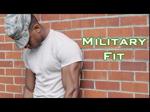 Intense Military Fitness Motivation - Calisthenics Style