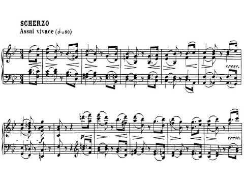 """[Yuja Wang, 2x{SCORE+LIVE}] Beethoven: Piano Sonata No.29 in B-flat, """"Hammerklavier"""", 2016.May 14."""