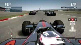F1 2007 The Game (Mod) - F. Alonso Onboard @ Silverstone