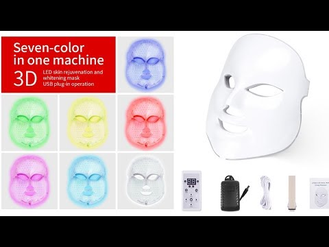 foreverlily-led-therapy-mask---7-colors-eauty-therapy-light-face-mask