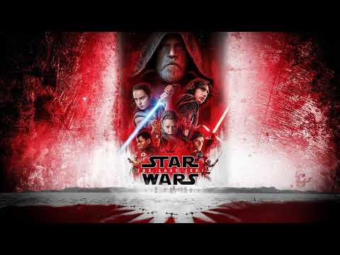 John Williams - The Battle of Crait (Star Wars The Last Jedi Soundtrack)