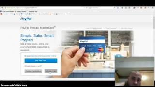 How to use your paypal credit mastercard