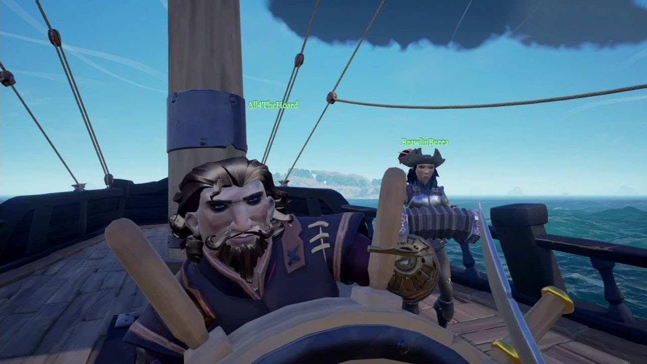 Sea of Thieves: Unfinished 06/28/17