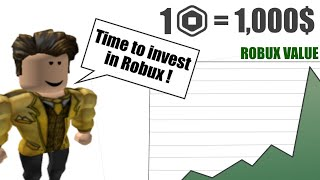 If Robux was a cryptocurrency