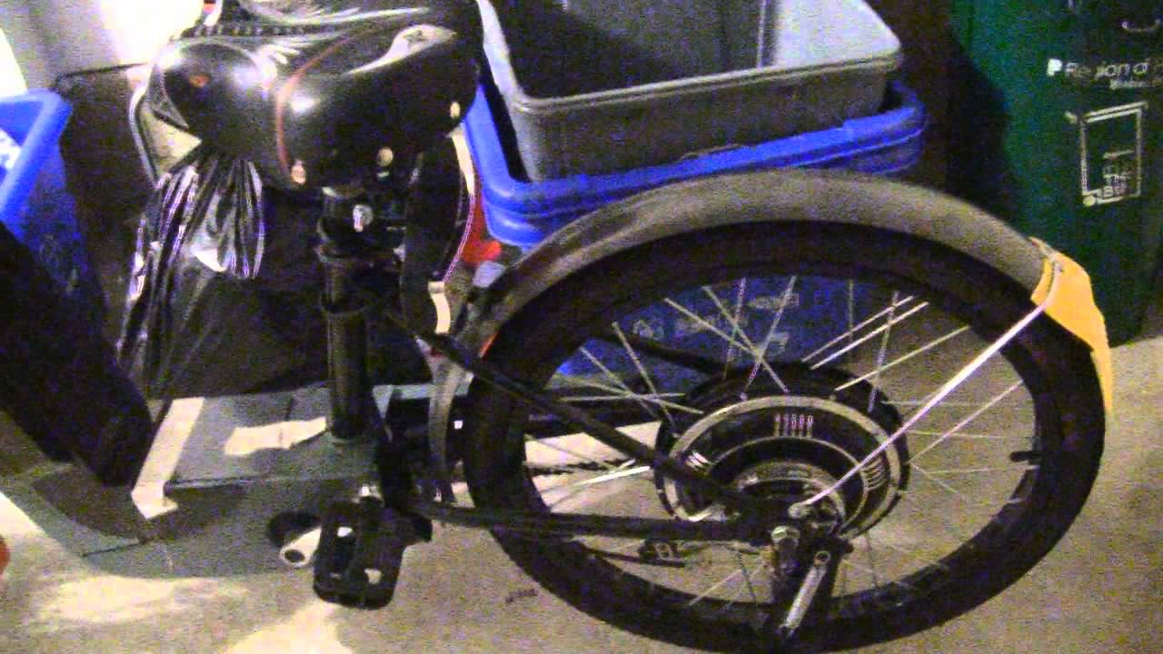 medium resolution of how to speed up or increase speed on electric bike over 30 km per hour easy quick simple fast way hd