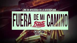 """FUERA DE MI CAMINO""-BEAT MALANTEO HIP HOP/ PISTA TIRADERA/ INSTRUMENTAL GANGSTA (PROD: MBEATZ)"