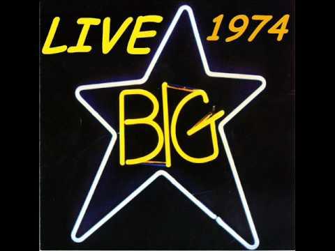 "BIG STAR ""Mod Lang"" LIVE in 1974 @ WLIR"
