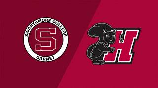 Swarthmore Baseball Highlights vs. Haverford (April 27, 2018)