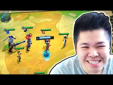 TEAMFIGHT TACTICS IS FINALLY HERE!! A First Look at Riot's New Game | League of Legends